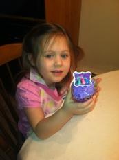 The Sofia cupcakes