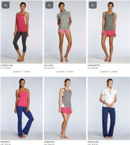 Fabletics April Mid Month Collection