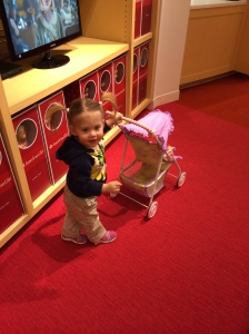Afternoon at American Girl