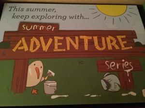 Summer Adventure Series