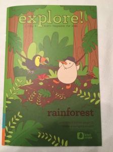 Explore! magazine