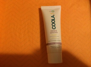 Coola Tinted Matte SPF 30 for Face