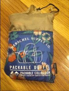Herschel Supply Co. Duffel