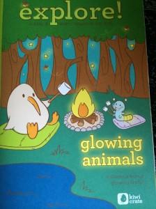 Explore! Magazine Glowing Animals