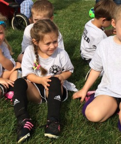 Opening Day of Soccer