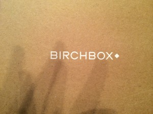 The boring brown September Birchbox