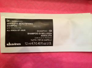 Davines Ol/Shampoo