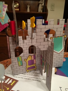 Castle - The finished product