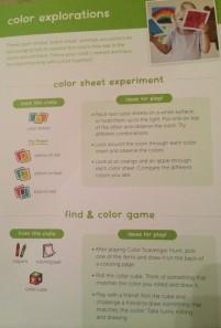 Color Explorations Koala Crate