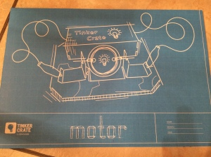 Tinker Crate - Motor