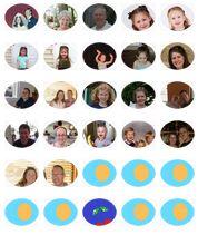 Erin Condren Photo Stickers