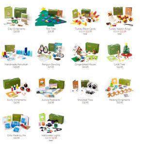 Kiwi Crate Holiday Crates