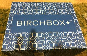 Birchbox Vanity Affair Outer Box