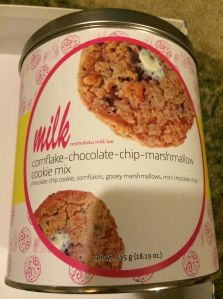 Milk Bar Cornflake-Chocolate-Chip-Marshmallow Cookie Mix