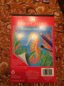 Faber Castell Watercolor Paper
