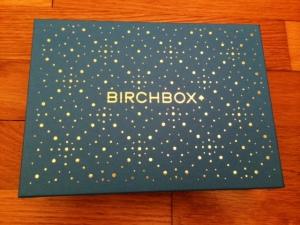 Birchbox December 2014 - Inner Box