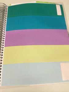 Erin Condren Life Planner - Blank Stickers
