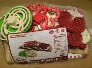 Green Toys Pizza Stacker