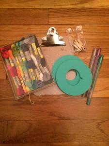 Doodle Crate Bracelets Supplies
