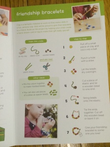 Koala Crate Friendship Bracelet Instructions