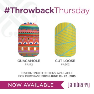 Jamberry #Throwback Thursday