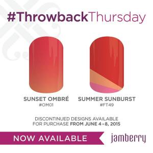 Jamberry Throwback Thursday