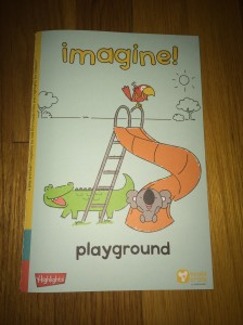 Koala Crate Playground imagine! magazine