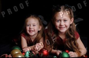 Portrait Simple Christmas Pictures